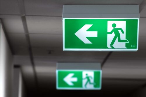Emergency Lighting & Exit Lighting